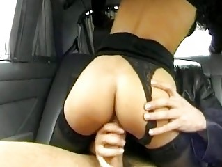Quick sex in the car
