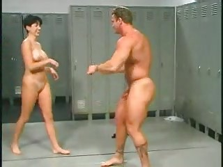 Naked dolly and chap got amazing sex and total satisfaction!