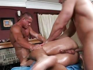 Gaymassagen