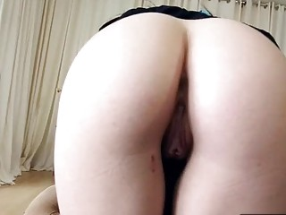 Hot ass nanny Kimberly Brinx twat ripped by big fat cock
