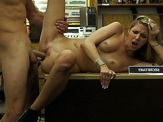 Pawn shop porn
