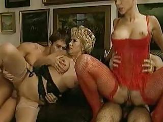 Horny Orgy - Vintage