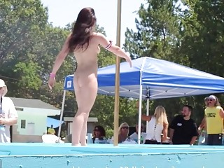 hot strippers contest