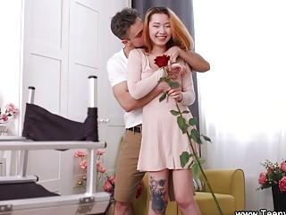 Teeny Lovers  Vasilisa Lisa  Asian teen singer creampied