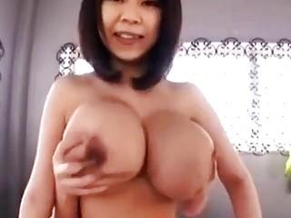 Play With Boobs And Big Titty Porn Ria Sakuragi/Rin Kajika - Big Boobs - Squeeze And Play, Kissed