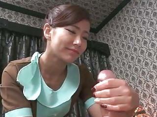 Asian beauty HJ BJ CIM