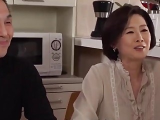 Step-Son & Step-Mother Are Madly In Love [ENG SUB]