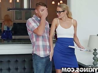 Sneaky Sex - Oliver Flynn Addie Andrews - Selling Real
