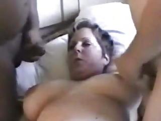 wife Beth gangbanged