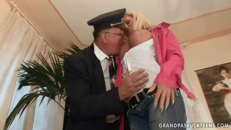 Real Old Man Fuck Young Girl