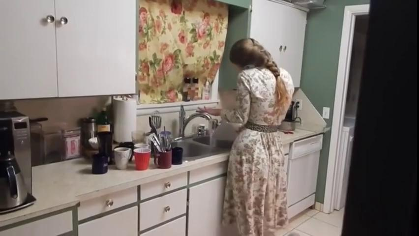 Fucking My Sister The Kitchen