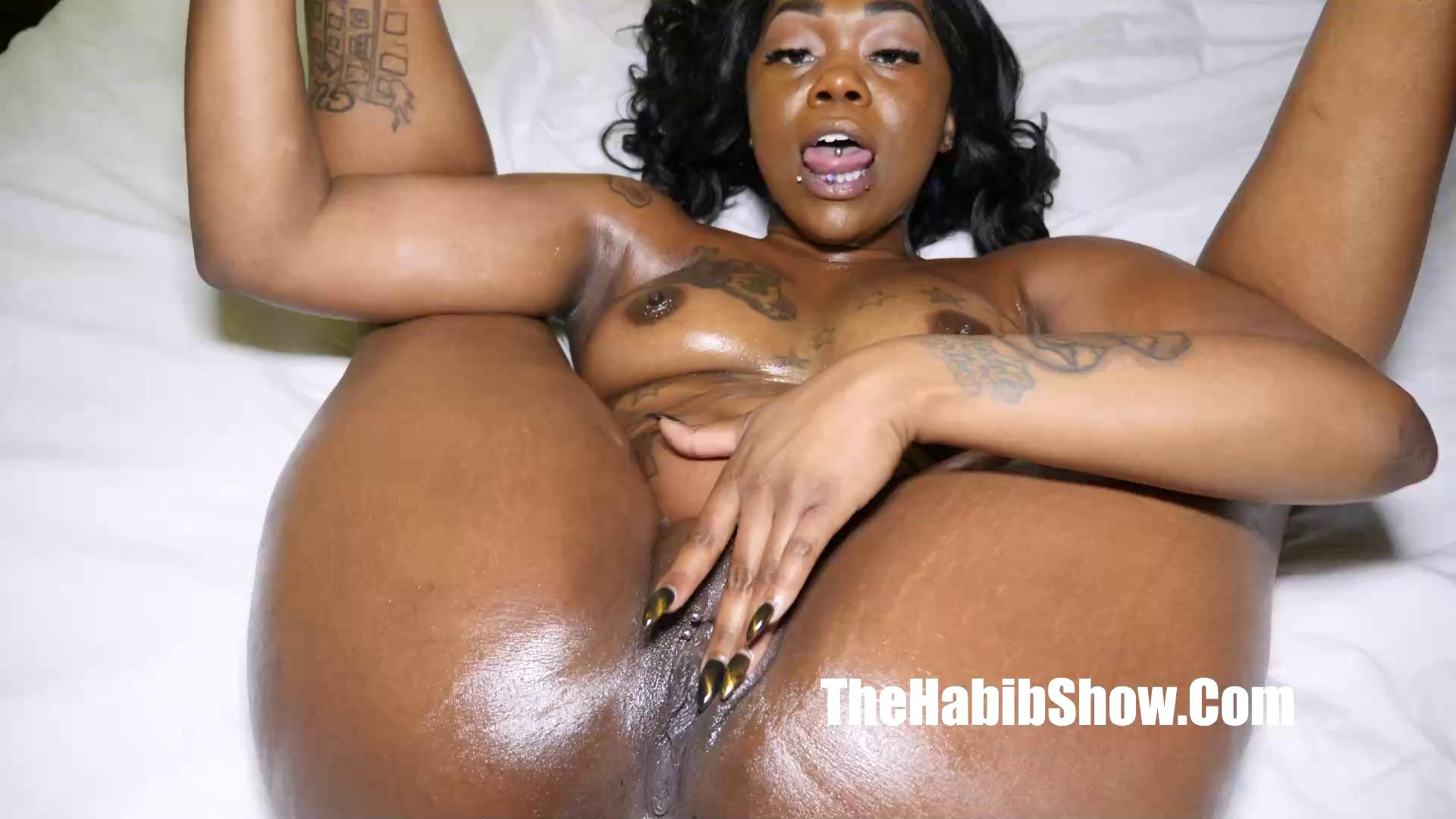 Black Eating Pussy Ebony