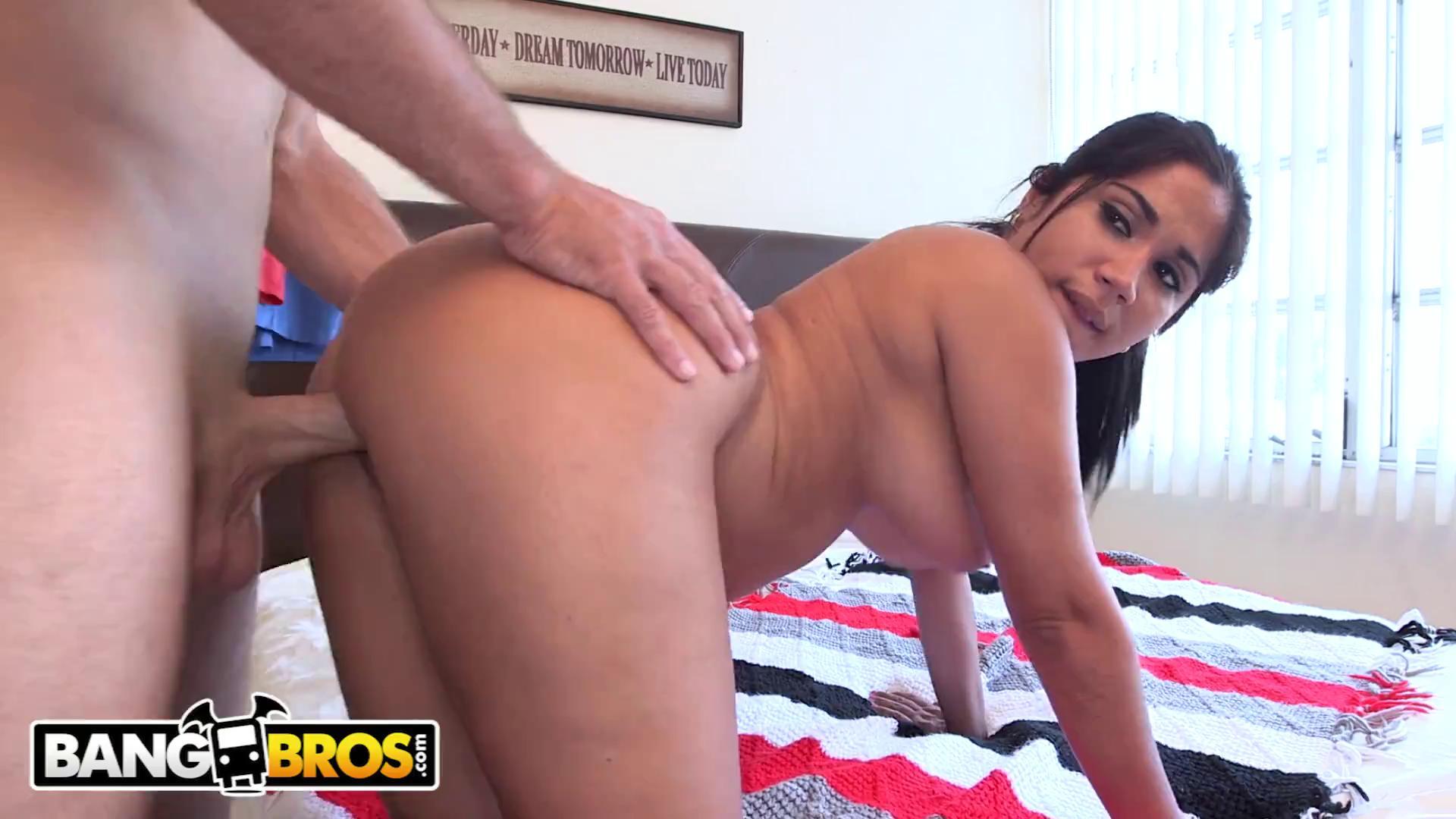 Big Ass Latina Doggystyle Bbc